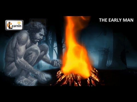 Early Man Food ▶ Early Man in The Stone Age