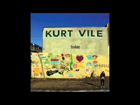 Kurt Vile - Wakin&#039; On A Pretty Day LYRICS