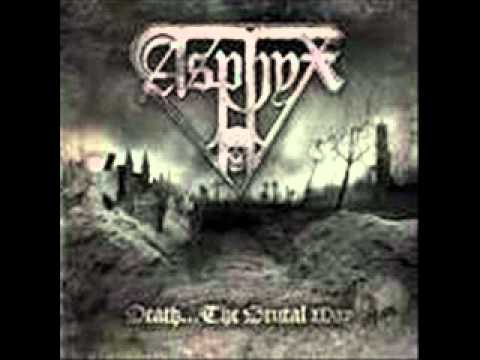 Asphyx - Asphyx Ii They Died As They Marched