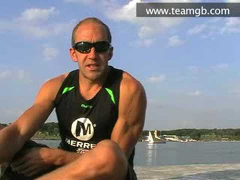 Tim Brabants, Canoeing - video diary 2- Canoe World Cup