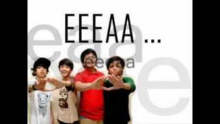 Coboy Junior - Eeeaa Lyric + Picture