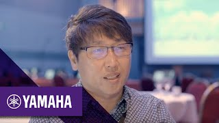 Yamaha SDC2018 | Sungyoung Kim | Music Perception & Drinking Wine | Commercial Audio | Yamaha Music