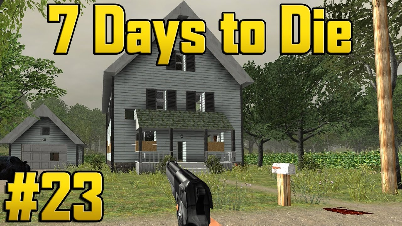how to make a dedicated server 7 days to die