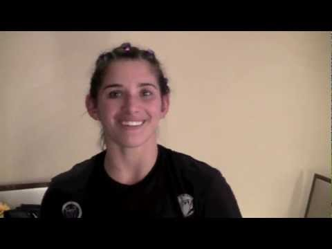 Tiffany Van Soest talks Lion Fights 8 against Alexis Rufus on Axis TV ...