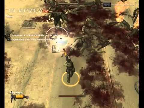 Зомбилэнд gameplay
