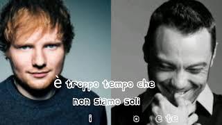 Andrea Boccelli Feat Ed Sheeran Amo Soltanto Te