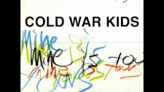 Watch Cold War Kids Royal Blue video
