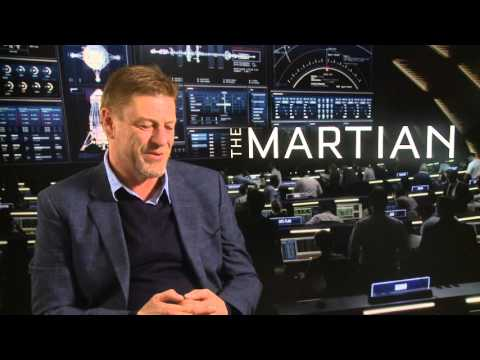Sean Bean Interview THE MARTIAN + GAME OF THRONES + Ned Stark