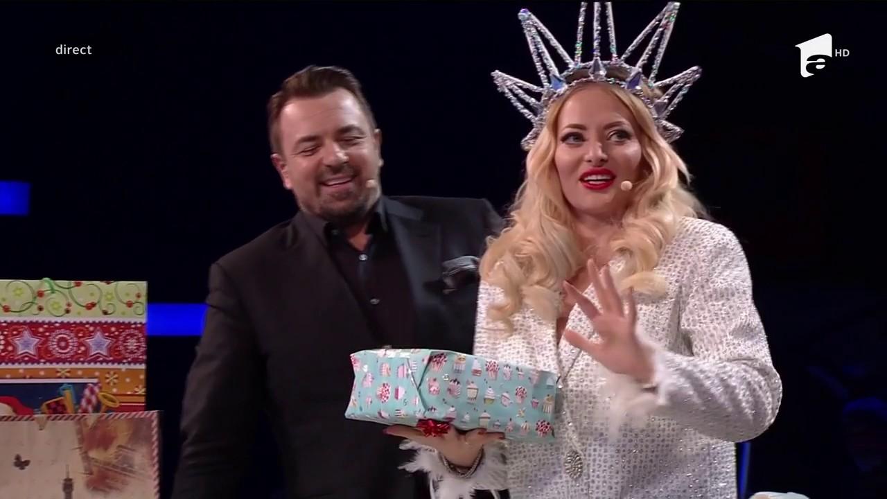 """În ajunul Crăciunului, jurații X Factor sunt vizitați de """"Moș"""" Horia"""