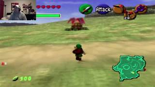 Legend of Zelda: Ocarina Of Time: Streaming With ChiSpooky: Ep. 7