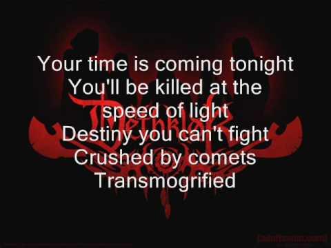 Dethklok - Comet Song (with lyrics)