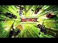 Weekend Whip Fold Lego Ninjago Movie Soundtrack