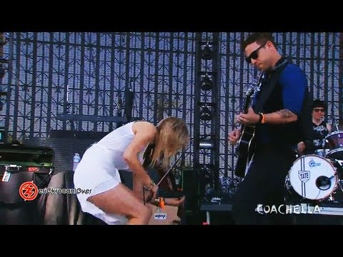 THE AIRBORNE TOXIC EVENT - Coachella 2013 (2) HD !