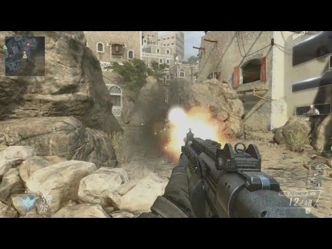 Black Ops 2 - Multiplayer Gameplay Trailer (Call of Duty BO2 Multi Player Game Play Official)