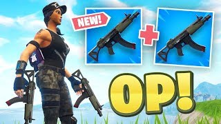 *NEW* DUAL MP5 Strategy - Fortnite Battle Royale