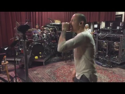 """HEAVY"" NUMETAL/HYBRID THEORY VERSION by Linkin Park (Youtube Live from Rehearsals) 02.23.2017 #LP17"
