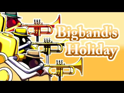 Skullgirls Bigband's Holiday video