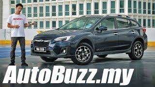2018 Subaru XV 2.0i-P review - AutoBuzz.my
