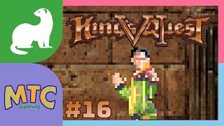 Let's Co-Play King's Quest VI Part 16 — Let the dead rest OOH A SKULL