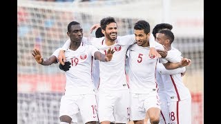 China 1-2 Qatar (AFC U23 Championship 2018: Group Stage)