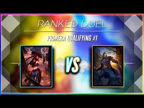 Primera Qualifying | #1 | Artemis vs Loki | Ranked Duel | Smite