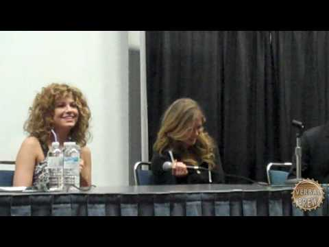 Caprica Panel with Luciana Carro and Magda Apanowicz Part 2 Video