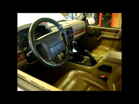 1998 land rover discovery with 300tdi diesel CNG compressed natural gas injection conversion
