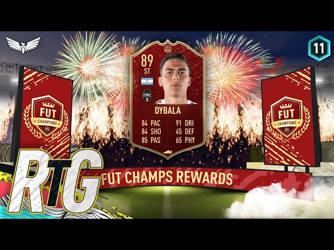 *LIVE* FUT CHAMPS REWARDS DAY!!! ROAD TO GLORY!!! RTG Ep.11 LIVE STREAM - FIFA 20 LIVE STREAM