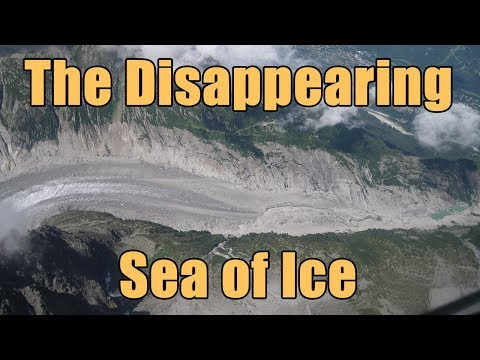 The Disappearing Sea of Ice