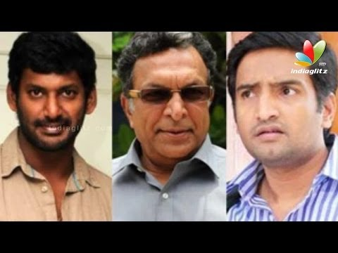 Death Threats For Tamil Actors I Latest Malayalam Hot News I Vishal, Santhanam, Nazer video