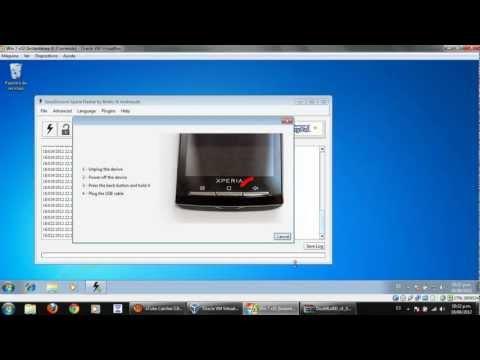 Instalar y Rootear ICS 4.0.4 en telefonos Sony Xperia (gama) 2011. Parte 2