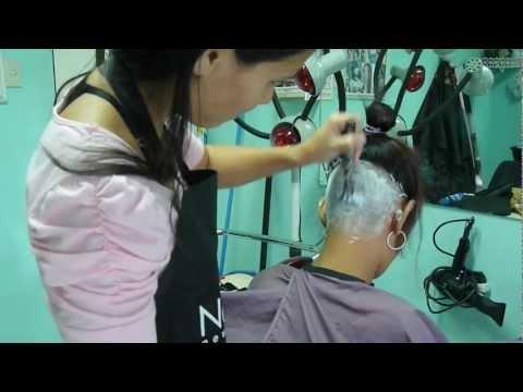 JANE barberette model - Nape buzz cut and under shave - DSC_0318 ...