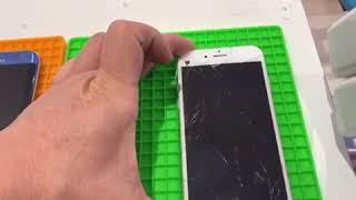 Cyberion MasterTech local phone repair assessments. Near 21150, Simpsonville, Howard, MD.