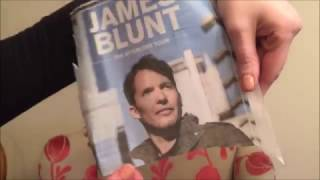 James Blunt Origami Table - Yes To New Vlogs