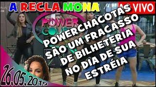 💪🏻👫 #PowerCoupleBrasil4 POWERCHACOTAS SÃO FRACASSO DE PÚBLICO EM SUA ESTRÉIA!