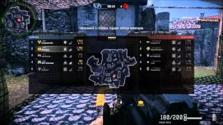 Warface - AST. VS -TK.GaminG ( 2 CF )