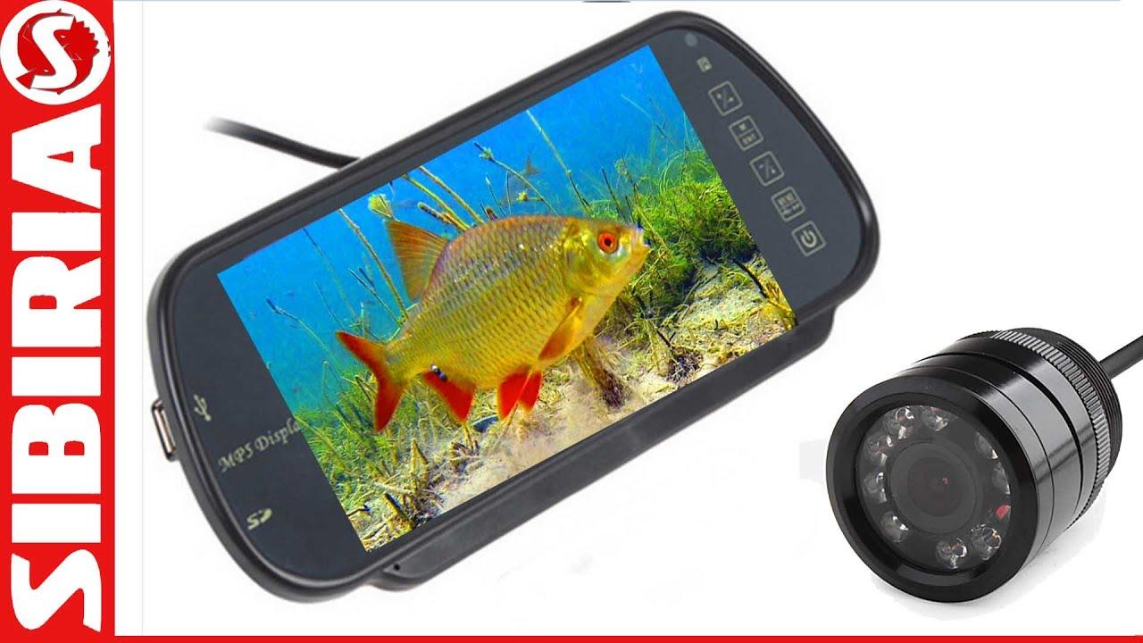 Подводная камера для рыбалки сделать своими руками
