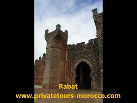 Private Tours Morocco Rabat and Casablanca Morocco guide driver.wmv
