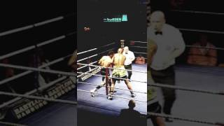 WBF World championship Boxing Super Welter weight Bajaron  VS Mhlongo