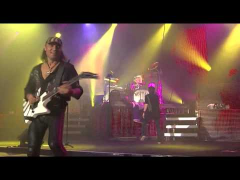Scorpions - Get Your Sting & Blackout 2011 (Live at Saarbrucken) Music Videos