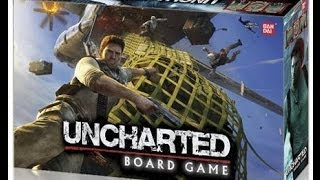 Uncharted: The Board Game review - Board Game Brawl