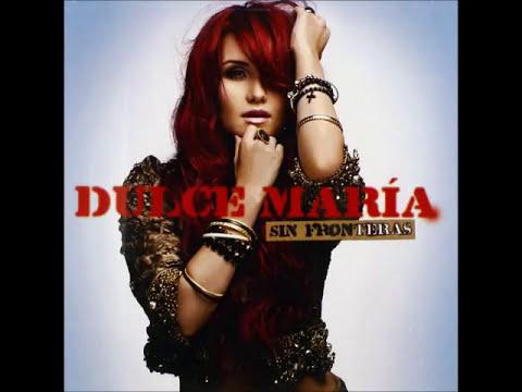 Dulce Maria CD Completo Sin Fronteras