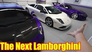 Revealing My Next Lamborghini Addition!