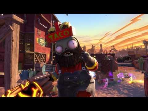 Plants vs. Zombies Garden Warfare - PlayStation Launch Trailer (US)