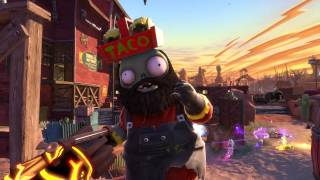 Plants vs. Zombies Garden Warfare - PlayStation Launch Trailer (US)