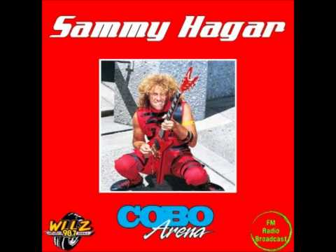 Sammy Hagar - Swept Away