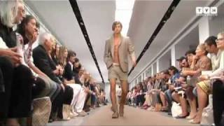 Milan Fashion Week Man PE 2011 -  Ermanno Scervino