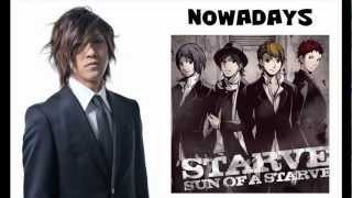 Hasami - SUN OF A STARVE - Nowadays