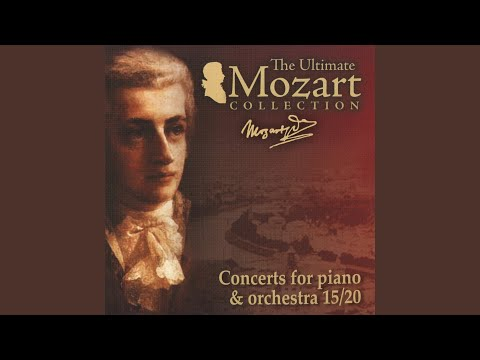 Download Piano Concerto No 15 in BFlat Major K 450 III Allegro