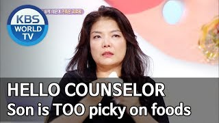 My son is TOO picky on foods [Hello Counselor/ENG, THA/2019.09.02]